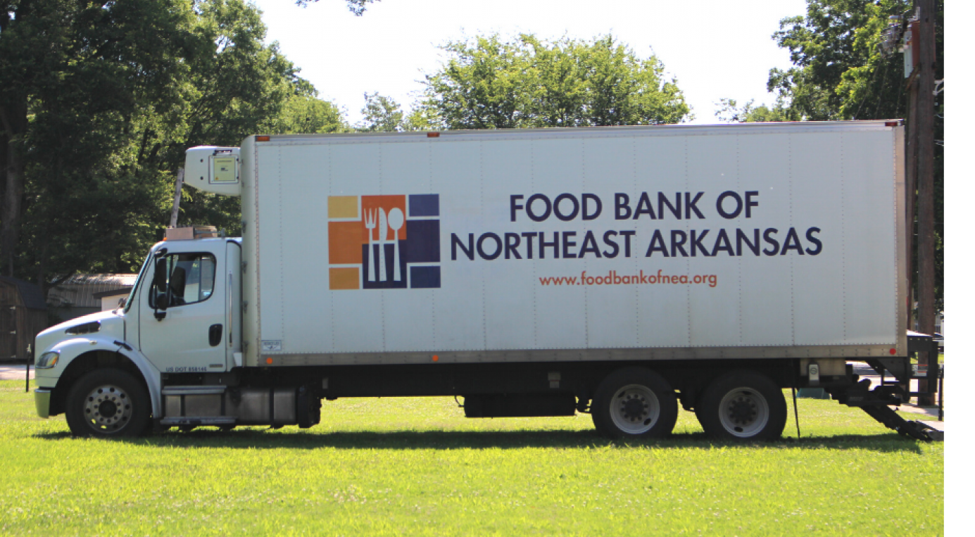 Food Bank of Truck